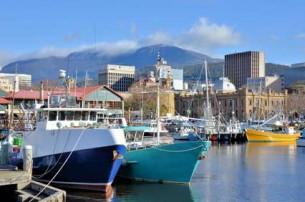Hobart, Australie