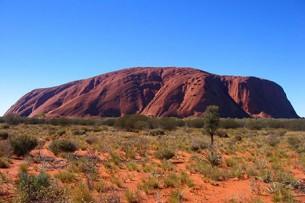 Australie Uluru Ayers Rock