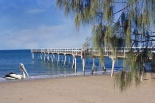 Hervey Bay, Australie