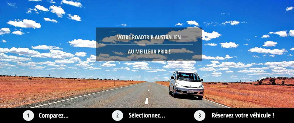 Location d'un camping-car en Australie