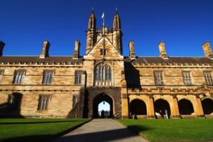 Les universités australiennes