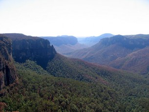 The Blue Mountains, Australie