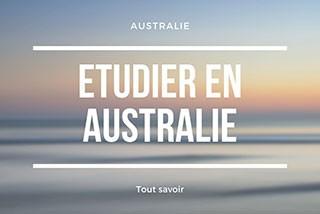 Etudier en Australie