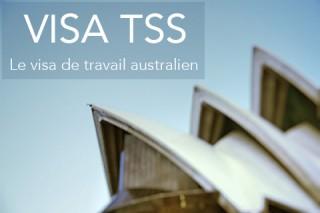 Visa de travail Australie TSS