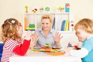 Crèche, nourrice et petite école