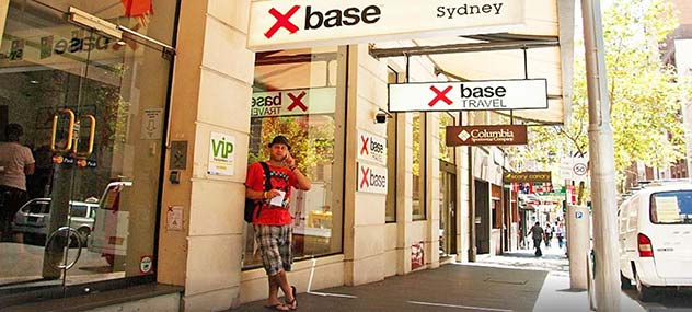 Base Backpacker Sydney