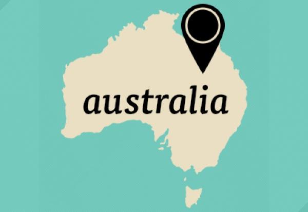 Carte Australie Grande Ville.Australie Fiche D Identite Carte Et Drapeau D Australie